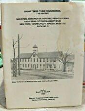 1797 PA MAP Mohnton Monongahela Montoursville Brookhaven Camp Hill SURNAMES HUGE