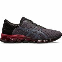 ASICS 1021A186 001 GEL QUANTUM 360 5 Black Carrier Grey Men's Running Shoes