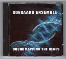 (GY401) Soegaard Ensemble, Soundmapping The Genes - 2010 CD