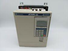 Telemecanique ATV66U41N4 Altivar 66 Drive w/ Keypad