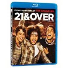 21 & OVER (Blu-ray Disc, 2013, Canadian) New / Sealed / Free Shipping