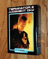 Neca Reel toys Video Game Appearance Action Figure Terminator 2 T-1000 Deluxe