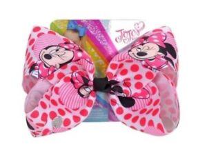 """Jojo 8"""" Disney Minnie Mouse Bow"""