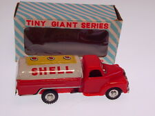 "GSPKW TINY GIANT SERIES ""GASOLINE TRUCK SHELL"", 10cm, NEUWERTIG/LIKE NEW IN BOX!"
