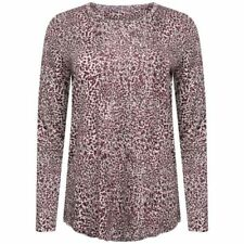 Marks and Spencer Animal Print Long Sleeve Tops & Shirts for Women