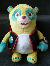 DISNEY STORE EXCLUSIVE Special Agent OSO Soft Plush Toy with wrist watch