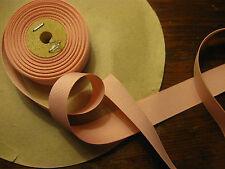 "baby pink grosgrain ribbon 15/16 ""wide 6 yards ."