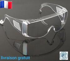 Lunettes-de Protection-Anti-projection, complément-visière-de Sécurité-Bricolage