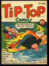 Tip Top Comics #42 Nice Early Golden Age Tarzan United Features 1939 FN