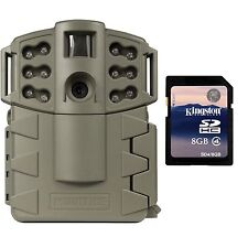 Moultrie Game Spy A-5 Gen2 Low Glow IR 5 MP Digital Trail Game Camera + SD Card