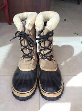 Men's Sorel CARIBOU Winter Snow Boots Size 13M~ Kaufman Canada ~ EUC!