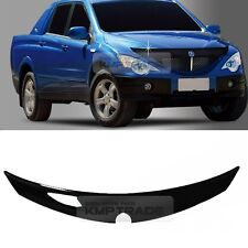 San Front Hood Guard Bug Shield Molding for SSANGYONG 2005-2011 Actyon / sports