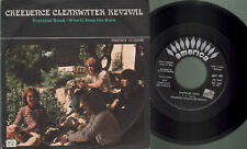 Creedence clearwater revival - Travelin' band/Who'll stop the rain