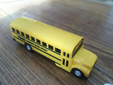 ERTL  Collect & Play  4.3 inch TOMY community school bus