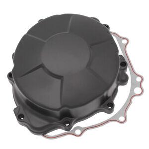 Black Left Engine Stator Magneto Cover with Gasket For Honda CBR600 RR 2007-2016