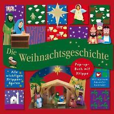 Die Weihnachtsgeschichte von Justine Swain-Smith und Marie Greenwood (2012, Gebundene Ausgabe)