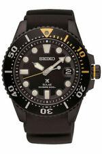 Seiko Prospex Men's Black Watch - SNE441P1