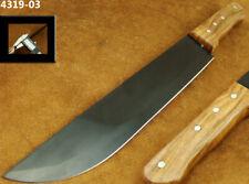 MASSIVE 15.9'' ALISTAR HANDMADE STEEL MACHETE HUNTING KNIFE  (4319-03
