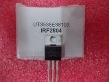 5PCS IRF2804  Encapsulation:TO-220,HEXFET Power MOSFET