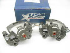 Usa Industries FRP1218 Remanufactured Disc Brake Caliper Set - Front