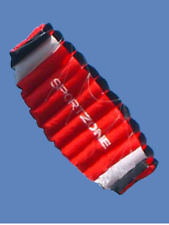 T-FOIL KITEBOARD SURFING TRAINER KITEBOARDING KITE 1.8m, RED