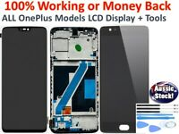 ONEPLUS One Plus 3 5 6 7 PRO LCD AMOLED DISPLAY TOUCH SCREEN DIGITIZER ASSEMBLY