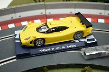 Rg OA Fly Racing Voiture Miniature 1/32 Circuit Routier Électrique Porsche 911