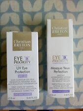 Christian Breton Eye Care. Moisture Mask.  UV Eye Protection.