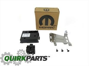 OEM MOPAR INTEGRATED TRAILER BRAKE MODULE 2015 RAM 1500 2500 3500 4500 5500