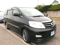 Toyota Alphard 3.0 V6 TOP OF THE RANGE. ALL WHEEL DRIVE. ULTIMATE SPEC. STUNNING