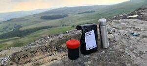 AeroPress Go Travel Coffee Maker Kit + a free bag of  Blackbag coffee Double A