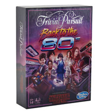 Trivial Pursuit Back to the 80's