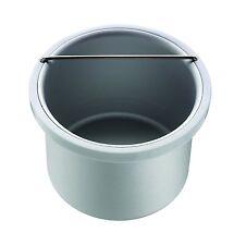 Babyliss Satin Smooth Removable Wax Warmer Heater Insert Pot w/ Scraper Bar NEW