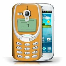 Étuis, housses et coques gris Samsung Galaxy S pour téléphone mobile et assistant personnel (PDA) Samsung