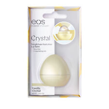 [eos] Evolution Smooth CRYSTAL Wax-free Hydration Lip Balm (VANILLA ORCHID) NEW