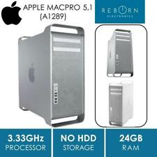 6CORE APPLE MAC PRO 5,1 TOWER (A1289)  W3680 (3.33GHZ), 24 GB, NO HDD, NO OS,DVD