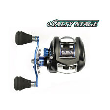 Abu Garcia Revo Salty stage VS-1-L bait casting Reel (Left Handle)