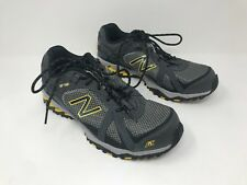 New! Men's New Balance 570 All Terrain Gray/Yellow/Blue SZ 8.5 MTE570B2 J12