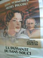 XL  Filmplakat ,LA PASSANTE DU SANS SOUCI,ROMY SCHNEIDER,MICHEL PICCOLI#13