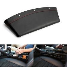 2Pcs Car Seat Side Gap Filler Storage Pocket Organizer for Small Gadgets