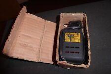Schuco 5980 vintage Gleichrichter Trafo in orginal Schachtel 50ies
