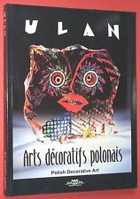 ULAN - Arts décoratifs polonais, Polish decorative Art, Bijoux Céramiques Objets