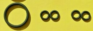 SHORROCK supercharger Viton seals (5) to replace cork gland seals H2/H4 carbs