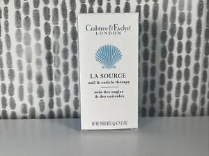 Crabtree & Evelyn LA SOURCE Nail & Cuticle Therapy .52 oz
