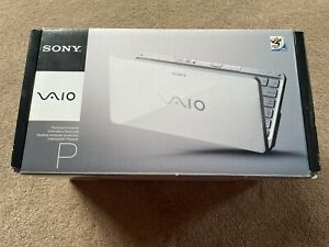 "Sony Vaio P11Z/R 8"" Laptop Red"