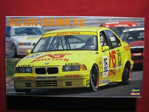 BMW 318i Auto Tech Racing JTCC 1/24 Hasegawa Japanese Touring Car Championship
