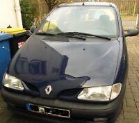 Renault Megane Scenic 1.9dTi Century, Klima, ABS, ZV, EZ.12/1998 ohne TÜV