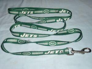 HUNTER MFG New York Jets Dog Leash