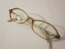 1007c4299e Robert Marc 191 11 Light Pink Clear Glasses Eyewear Eyeglass Frame Handmade