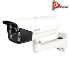 LTS LPR100 Platinum HD-TVI Bullet Camera, 1.3MP - LPR